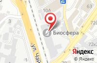 Схема проезда до компании Пpecc-Advertising в Сочи