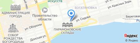 Ростов Авто Климат на карте Ростова-на-Дону