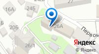 Компания Фасадстрой на карте