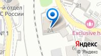 Компания АВИОРА на карте