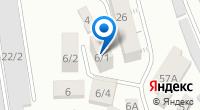 Компания Платинум-Сервис на карте