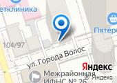 Прокуратура г. Ростова-на-Дону на карте