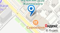 Компания МегаМед на карте
