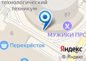 Академия Гениев на карте