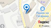 Компания Мастер Цвет на карте