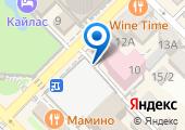 Магазин чулочно-носочных изделий на карте