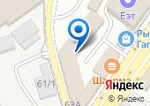 РОСЮГ на карте