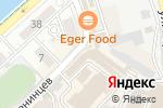 Схема проезда до компании Продукты из Сокольского в Сочи