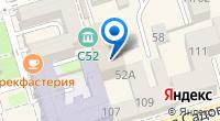 Компания КреМ на карте