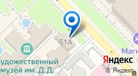 Компания Спутник ТВ на карте