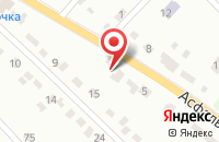 Схема проезда до компании КРУПНОМЕР в Дорожном