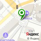 Местоположение компании Сбербанк-Технологии