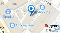 Компания Технологии Комфорта на карте