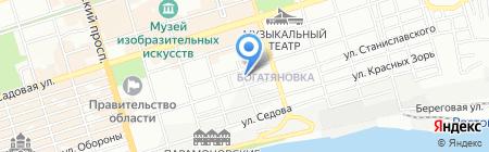 Дамские секреты на карте Ростова-на-Дону