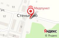 Схема проезда до компании Отделение почтовой связи в Ровном
