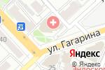 Схема проезда до компании Аргумент Плюс в Рязани