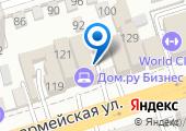 Дом.ru Бизнес на карте