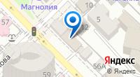 Компания Жасо на карте