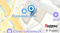 Компания Аскона на карте