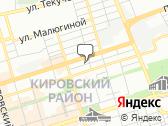 Стоматологическая клиника «Мира» на карте