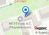 Донской государственный казачий институт пищевых технологий и управления на карте
