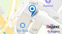 Компания ЭТМ на карте