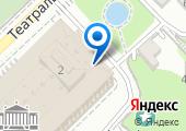 Зимний театр на карте