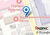 Газпром телеком на карте