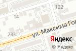 Схема проезда до компании Евротек-Комфорт в Ростове-на-Дону