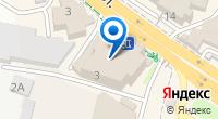 Компания Анрих на карте