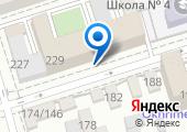 Ростовская Церковь Возрождения на карте