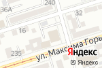 Схема проезда до компании Инпроконсалт в Ростове-на-Дону