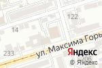 Схема проезда до компании Услуги для Вас в Ростове-на-Дону