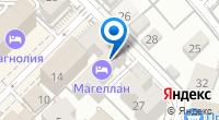 Компания ВЭБ-лизинг на карте