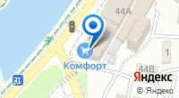 Компания ЦАРМ на карте
