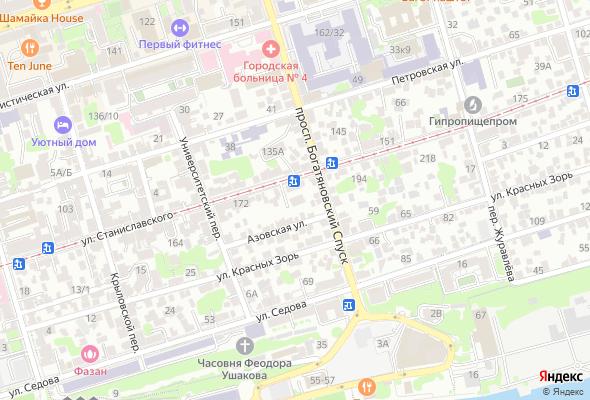 жилой комплекс Богатяновский дворик