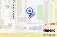 Схема проезда до компании ХЛЕБОЗАВОД № 4 РЯЗАНЬХЛЕБ в Рязани