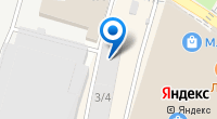 Компания Объединение на карте