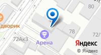 Компания ЦИФРА на карте