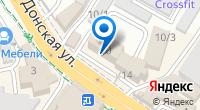 Компания Дакар на карте