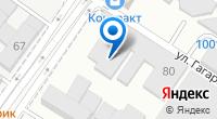 Компания Этикетка на карте