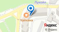 Компания Черномор-Спорт на карте