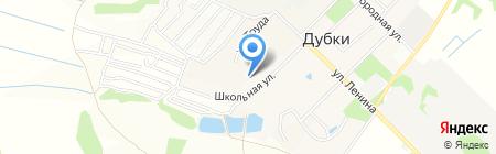 Маркет на карте Бегоулево
