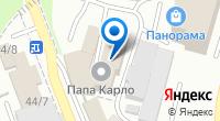 Компания Автоцентр на карте