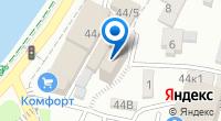 Компания УралСиб, ЗАО на карте
