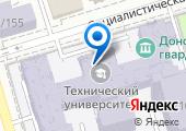 Академия строительства и архитектуры на карте