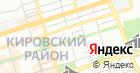 Мекран на карте