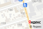 Схема проезда до компании Faberlic в Ростове-на-Дону
