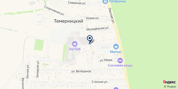 ПТФ РУМС ЮСК на карте Новочеркасске