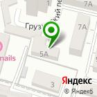 Местоположение компании Мастерская архитектора Нестеровой Г.Я.